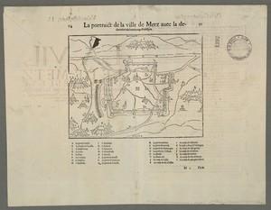 Metz et ses fortifications de 1552 à 1914