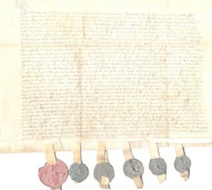 Les sceaux du Moyen Âge