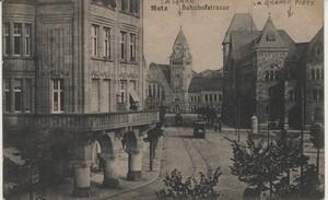 Metz, 1902-1918, Ville Nouvelle